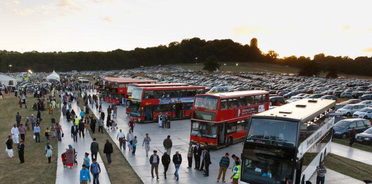 Transport Information for Jalsa Salana UK – 2018