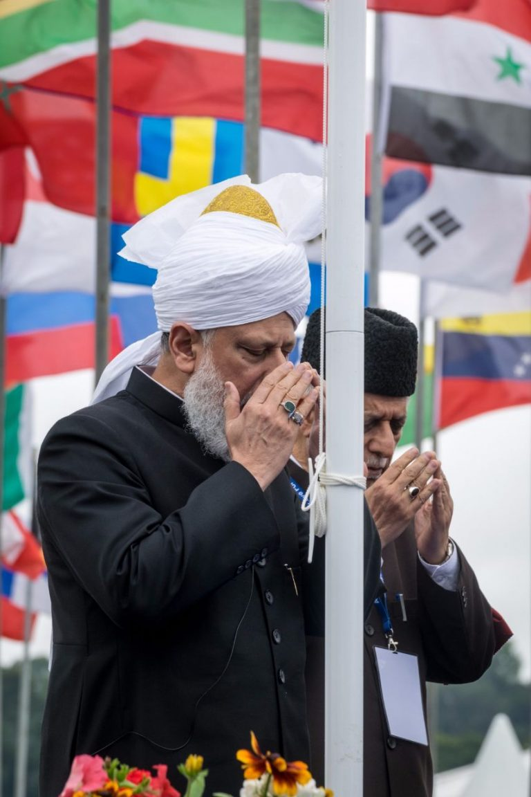 Some Images from Day 1 – 28th July 2017 – Jalsa Salana UK