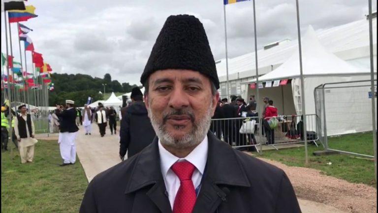 Fareed Ahmed/National Secretary External Affairs Ahmaiyya Muslim Community UK