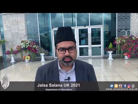 Instructions from Covid Officer for Jalsa UK 2021